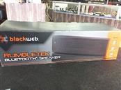 BLACKWEB Speakers RUMBLETEK BWA15AV159